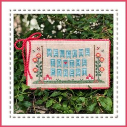 Forest banner - Country Cottage Needleworks