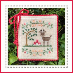 Forest Deer - Country Cottage Needleworks