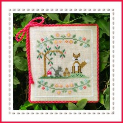 Forest fox and friends - Country Cottage Needleworks