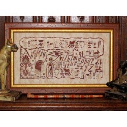 Egypte mystérieuse - Isabelle Haccourt Vautier