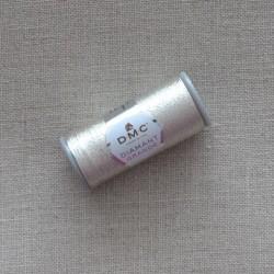 G168 - Fil à broder Diamant Grandé DMC - métallisé - art. 381