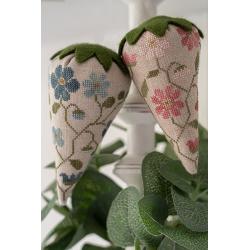 Fraises fleuries - Tralala