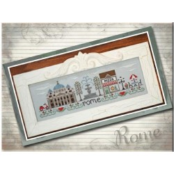 Afternoon in Rome - Country Cottage Needleworks