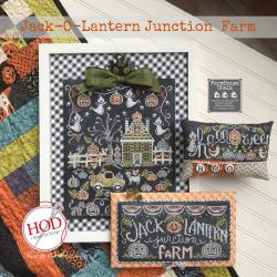 Jack-O-Lantern Junction Farm - Hands on Design