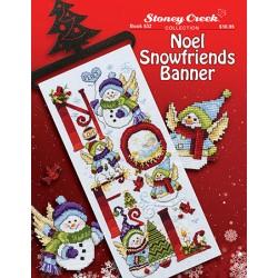 Noel Snowfriends Banner - Stoney Creek