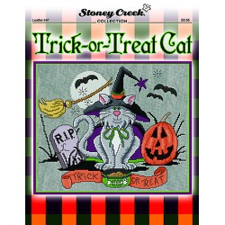 Trick or treat cat - Stoney Creek
