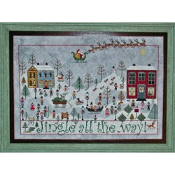 Jingle all the way - Praiseworthy Stitches