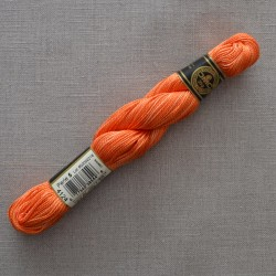 n°4124 - Coton perlé n°5 - spécial Hardanger - DMC - art.115EA