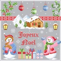 Joyeux Noël à la neige - Passion Bonheur