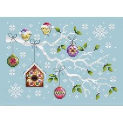 Christmas Branch - Shannon Christine Designs