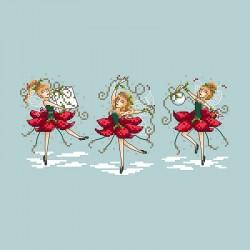Holly Jolly Fairies - Shannon Christine Designs