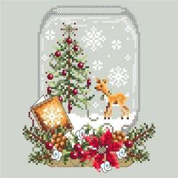 Deer Snow Globe - Shannon Christine Designs