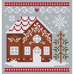 Gingerbread House 1 - Shannon Christine Designs