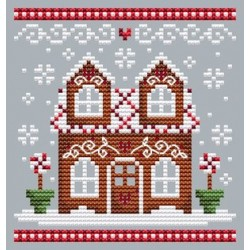 Gingerbread House 2 - Shannon Christine Designs