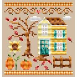 Pumpkin House - Shannon Christine Designs