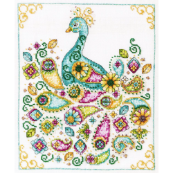 Paisley Peacock - Shannon Christine Designs