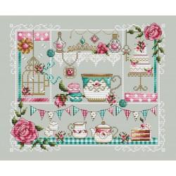 Tea party - Shannon Christine Designs