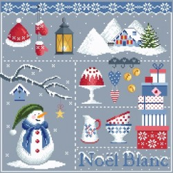 Noël blanc - Passion Bonheur