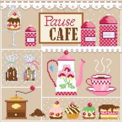 Pause café - Passion Bonheur