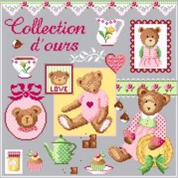 Collection d'ours - Passion Bonheur