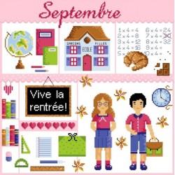 Septembre - Passion Bonheur