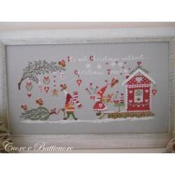 Non è Natale senza Albero di Natale - Cuore e Batticuore