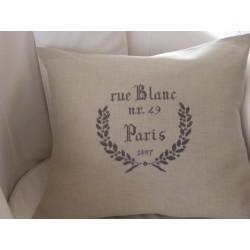 Paris Rue Blanc 1887 - Cuore e Batticuore