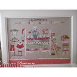 Santa Claus on the Pea - Cuore e Batticuore
