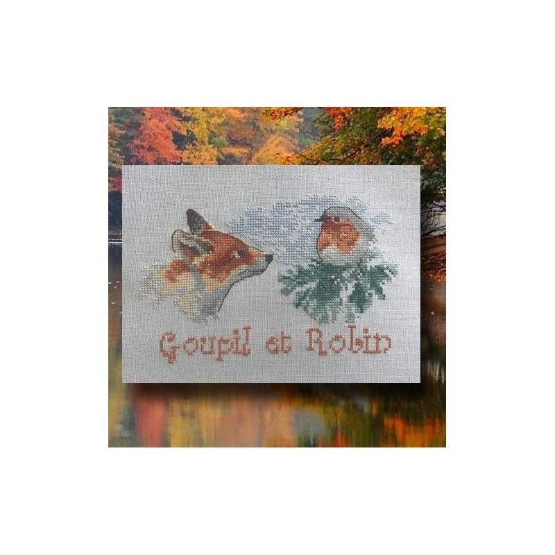 Goupil et Robin - Au fil de Martine