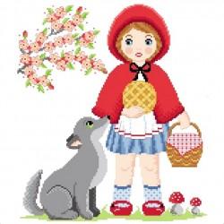 Le petit chaperon rouge - Passion Bonheur