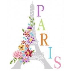 Paris en fleurs - Passion Bonheur