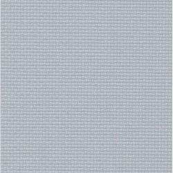 Aïda DMC 7pts/cm - largeur 110cm - gris vert