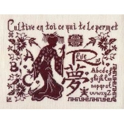Chinese Mong - Isabelle Haccourt Vautier