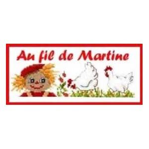 Nouvelles fiches Au fil de Martine