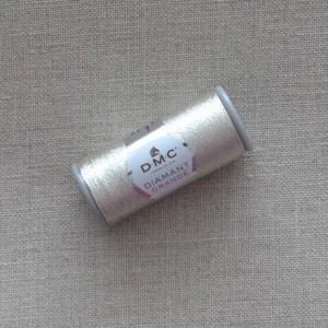 Fil à broder Diamant Grandé DMC - métallisé - art. 381